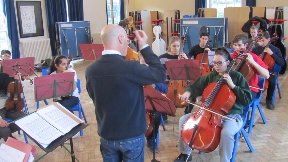 Chamber Orchestra - Nigel Goldberg 03