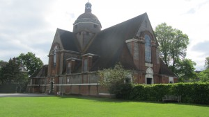 ymc perform at the Free Church, Hampstead Garden Subarb