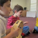 junior musician classes at YMC