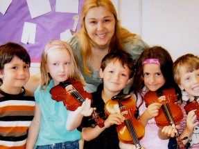 Instrumental beginner classes