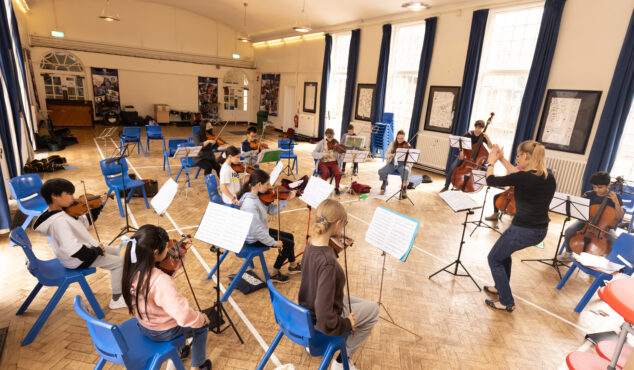 First Orchestra