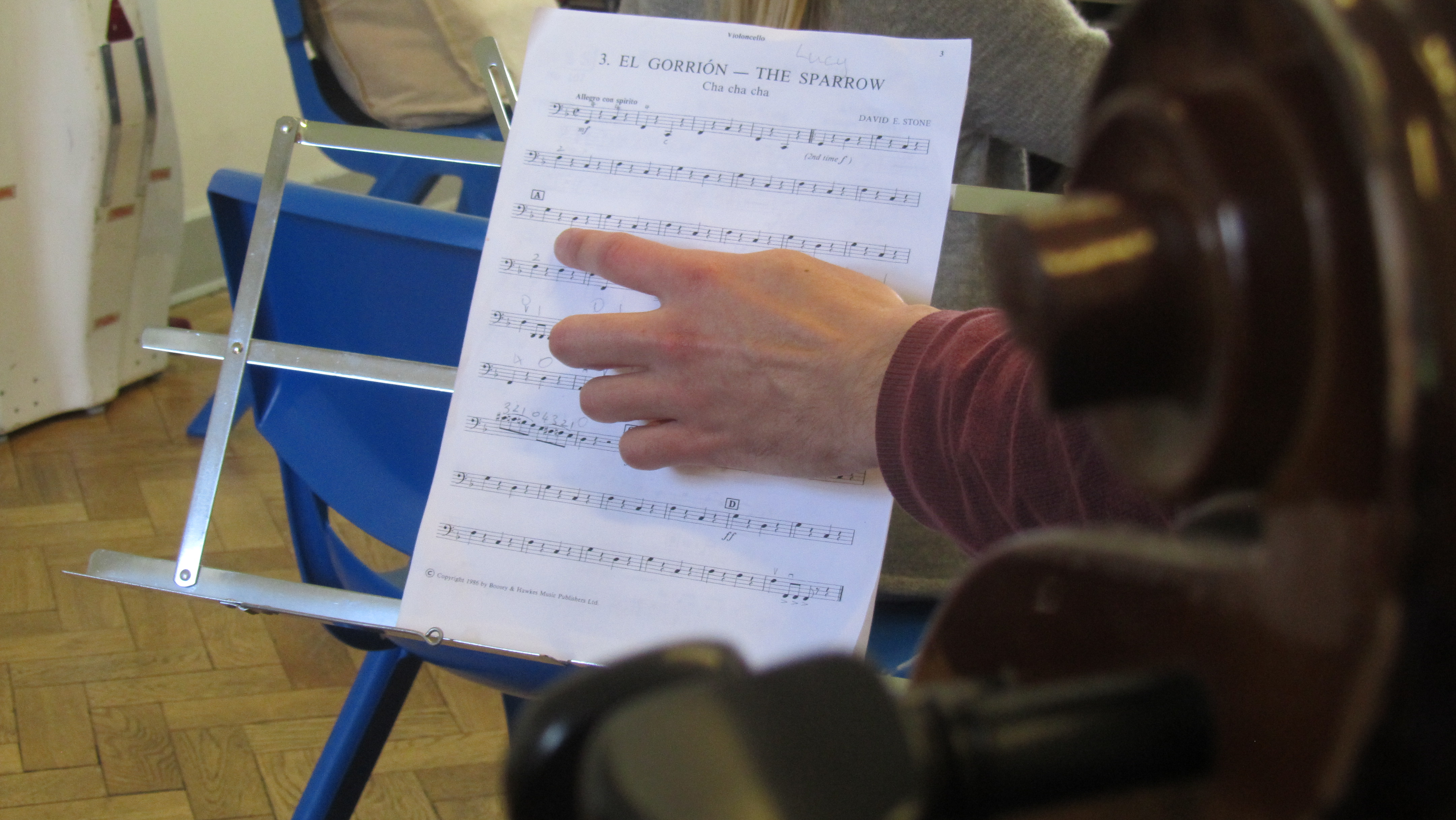 ymc preparatory first orchestra
