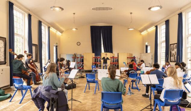 Junior Orchestra