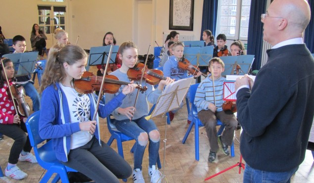 Junior Orchestra