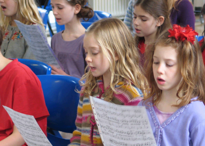ymc choir classes