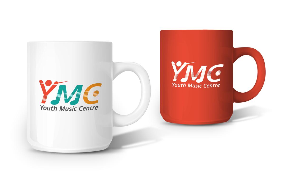YMC merchandise mugs