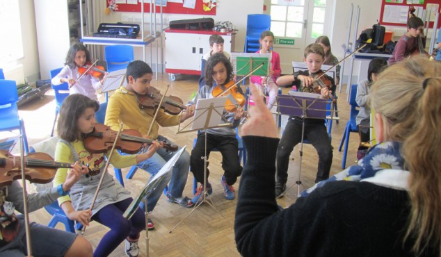 Preparatory First Orchestra
