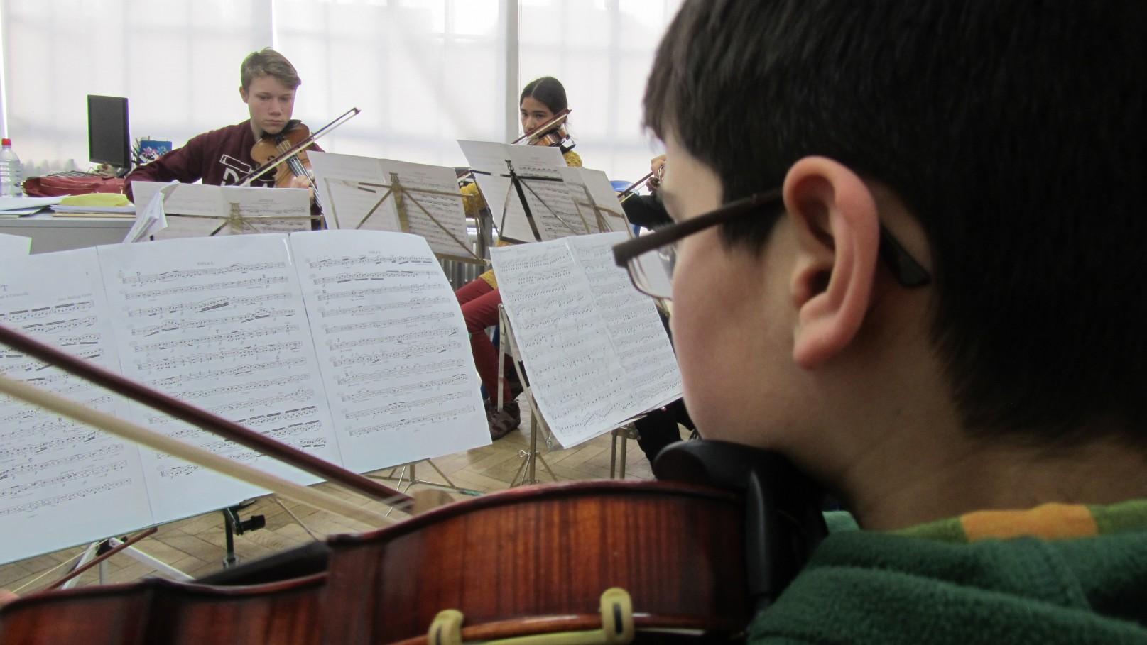 String Ensembles