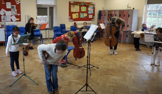 Introduction to Orchestral Playing